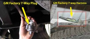 Brake Controller Wiring Locations for 1999 GMC Sierra