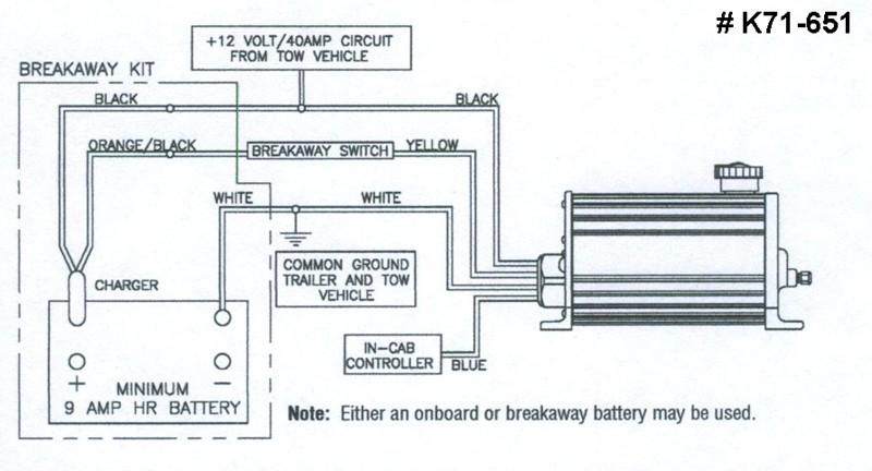 electric trailer brakes breakaway wiring diagram airtex fuel pump how does the dexter over hydraulic brake actuator work   etrailer.com