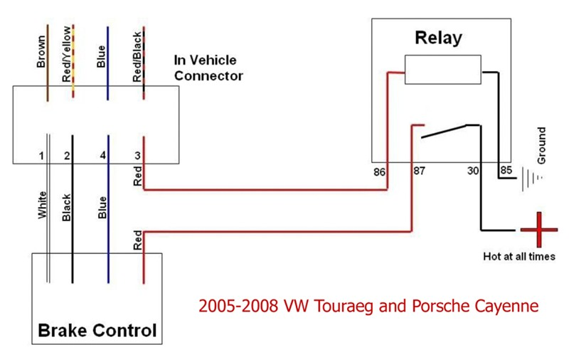 Electric Brake Controller Wiring Diagram & Wiring Diagram Electric