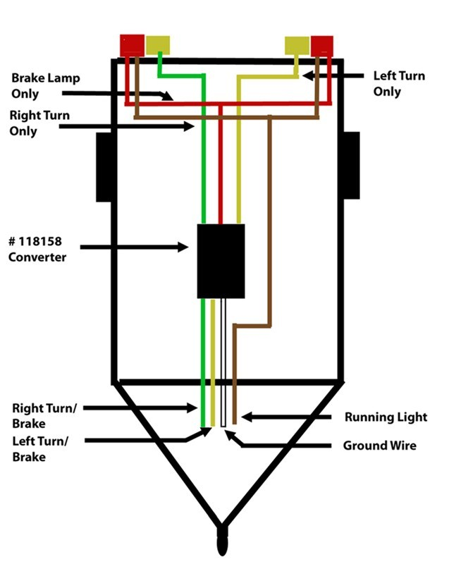 Four Way Trailer Wiring Diagram On Four Images Free Download