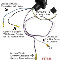 7 Flat Trailer Wiring Diagram Electrical 2 Way Switch Have A Question For The Experts? Click Here