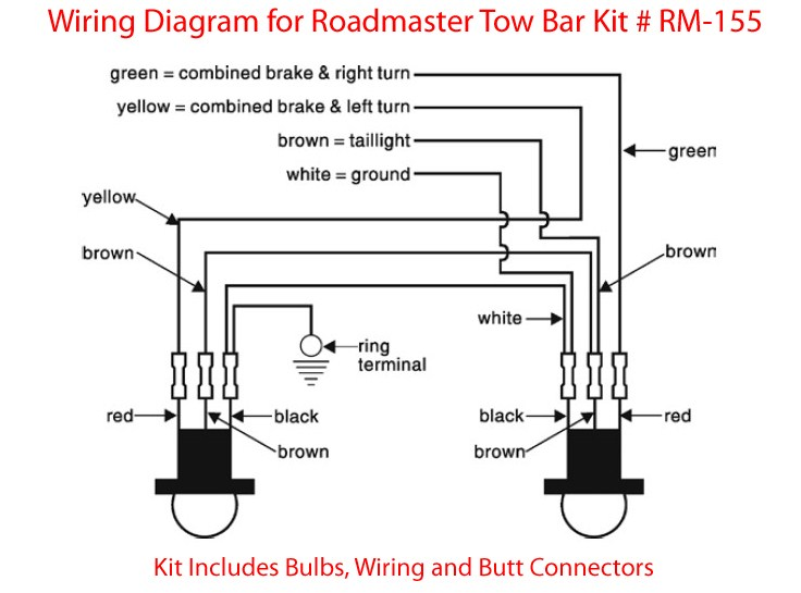 rear tail light wiring diagram 1979 ford