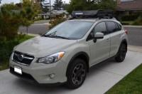 Subaru Crosstrek Roof Rack - Lovequilts