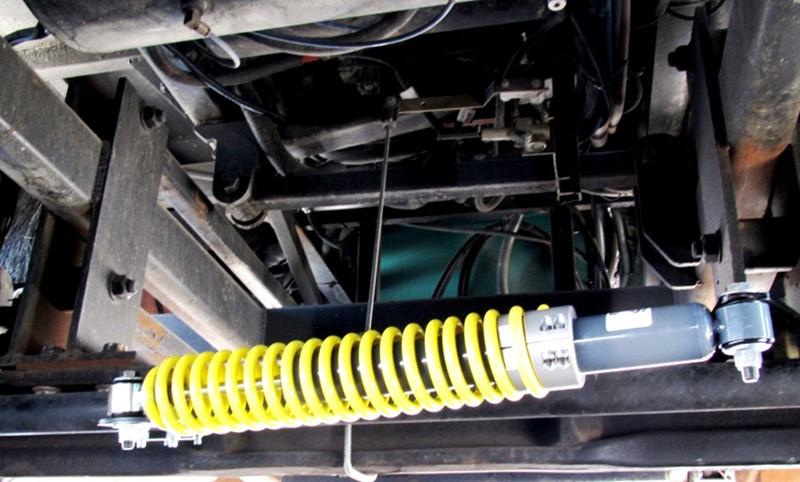 Roadmaster Reflex Steering Stabilizer For Chevygmc - Modern