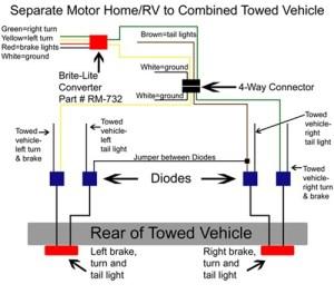 Roadmaster BriteLite Wiring Converter Roadmaster Accessories and Parts RM732