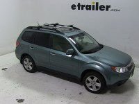 Thule Roof Rack for 2009 Subaru Forester | etrailer.com