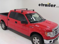 Thule Roof Rack for Ford F 150, 2011