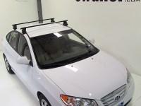 Thule Roof Rack for Hyundai Elantra, 2011   etrailer.com