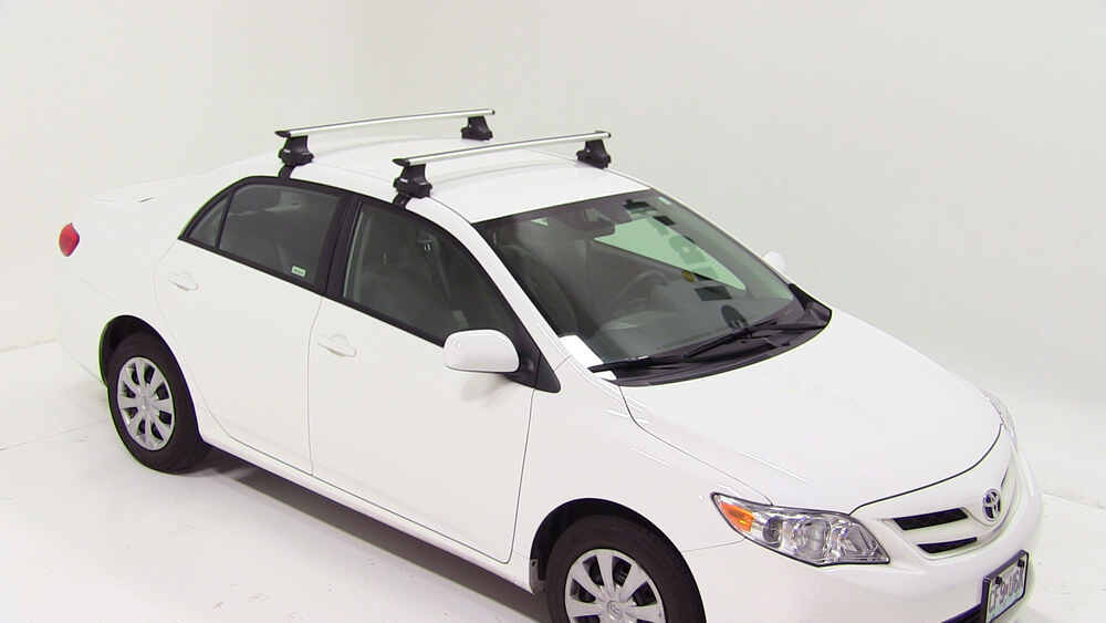 Thule Roof Rack for Toyota Corolla, 2011