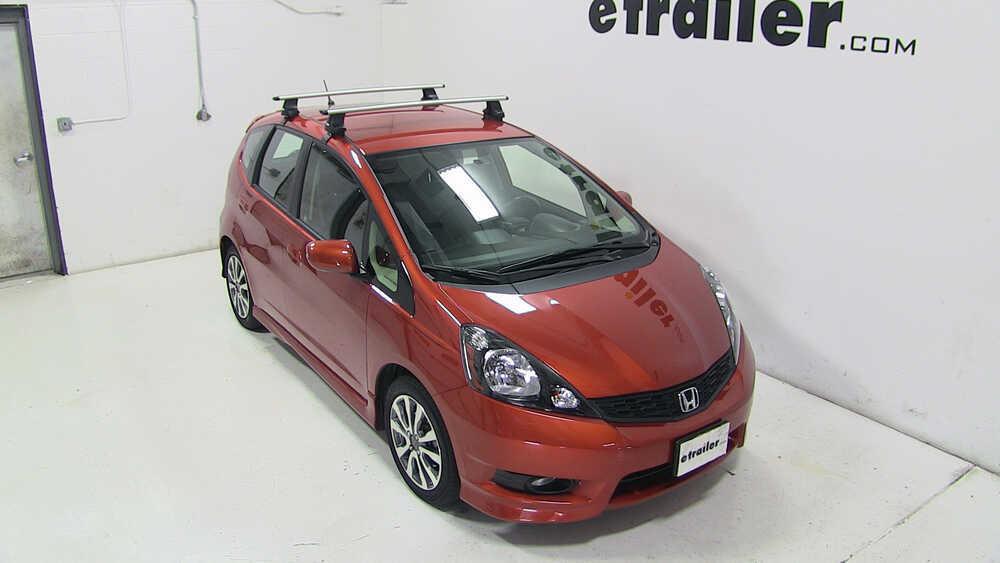 Roof: Honda Fit Roof Rack