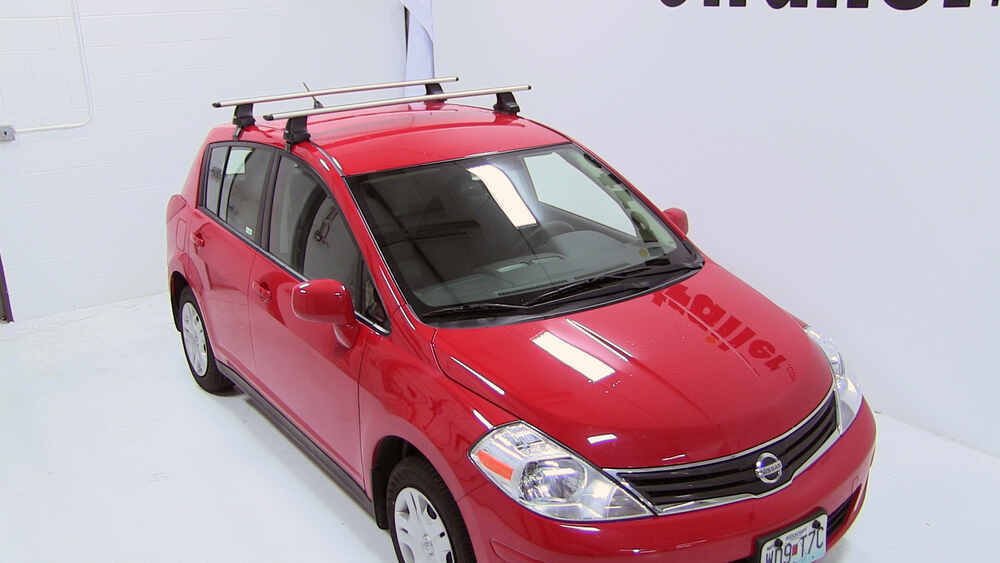 Thule Roof Rack for 2012 Versa by Nissan