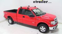 Thule Roof Rack for 2013 Ford F 150