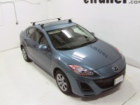 Thule Roof Rack for Mazda 3, 2011 | etrailer.com