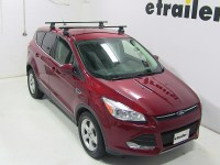 Thule Roof Rack for Ford Escape, 2014 | etrailer.com