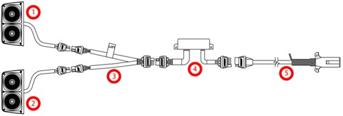 Trailer Plugs 6 Pin Square Wiring Diagram Together With 7 Pole Trailer