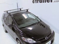 Yakima Roof Rack for 2006 Mazda 5 | etrailer.com