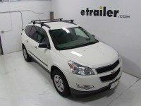 Yakima Roof Rack for 2012 Traverse by Chevrolet | etrailer.com