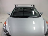 Yakima Roof Rack for 2013 Hyundai Elantra   etrailer.com