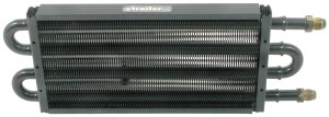 Transmission Cooler Installation Pics  DodgeTalk : Dodge