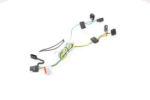 trailer wiring harness for jeep tj