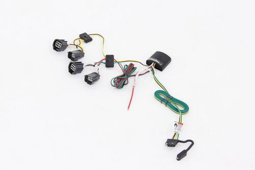 2012 ford focus T-One Vehicle Wiring Harness with 4-Pole