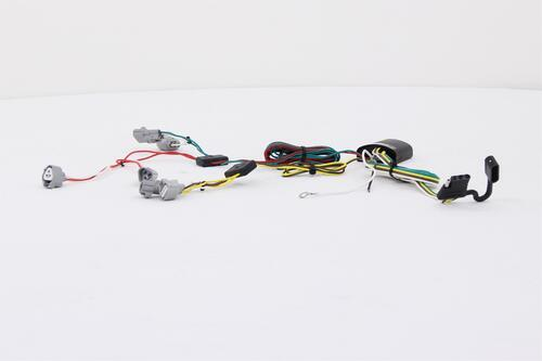 2017 toyota tacoma trailer hitch wiring harness