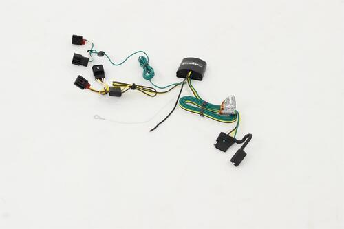 2013 Volkswagen CC T-One Vehicle Wiring Harness with 4