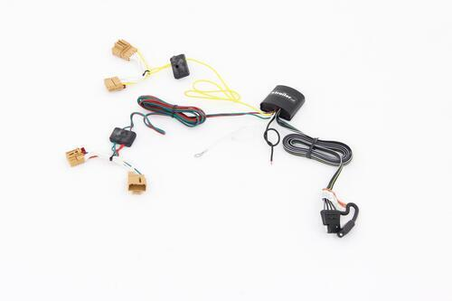 2018 Volkswagen Atlas T-One Vehicle Wiring Harness with 4
