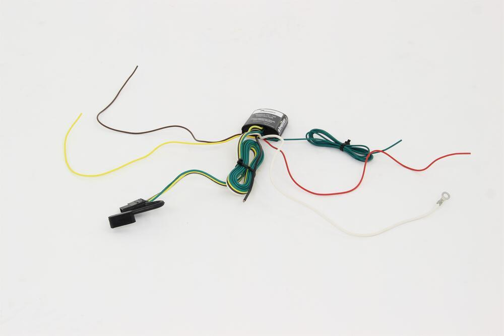 Upgraded Modulite Vehicle Wiring Harness with 4 Pole