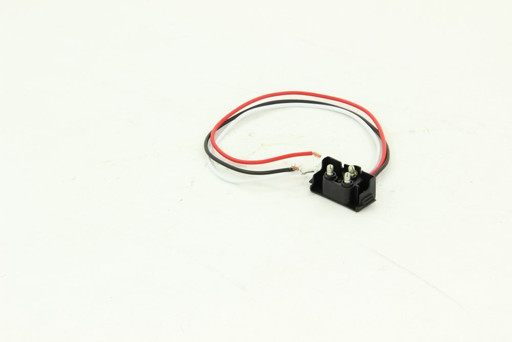 90 Degree Angle Pigtail for LED Light Wesbar Accessories