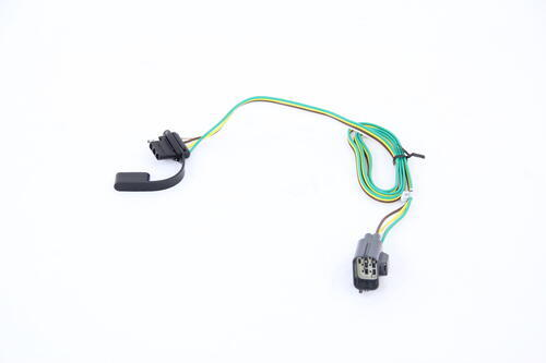 Curt T-Connector Vehicle Wiring Harness for Factory Tow