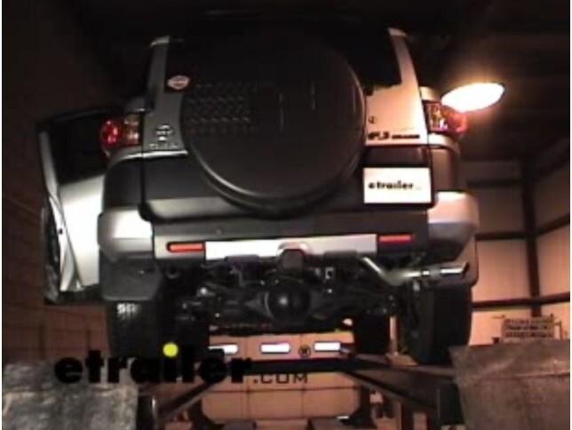 Trailer Brake Controller Installation 2008 Toyota FJ Cruiser