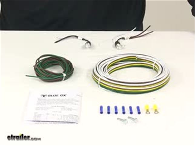 Blue Ox Wiring Instructions