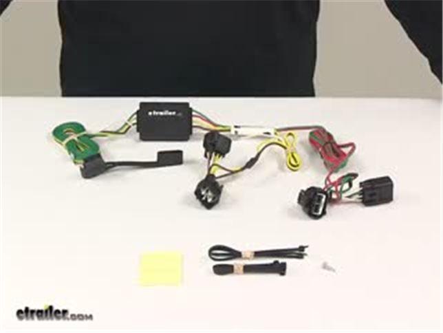 Universal Wiring Harness Installation
