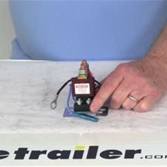 Redarc Sbi Wiring Diagram Vectra B Abs Smart Start Battery Isolator 12 Volt 100 Amp Chargers 331 Sbi12