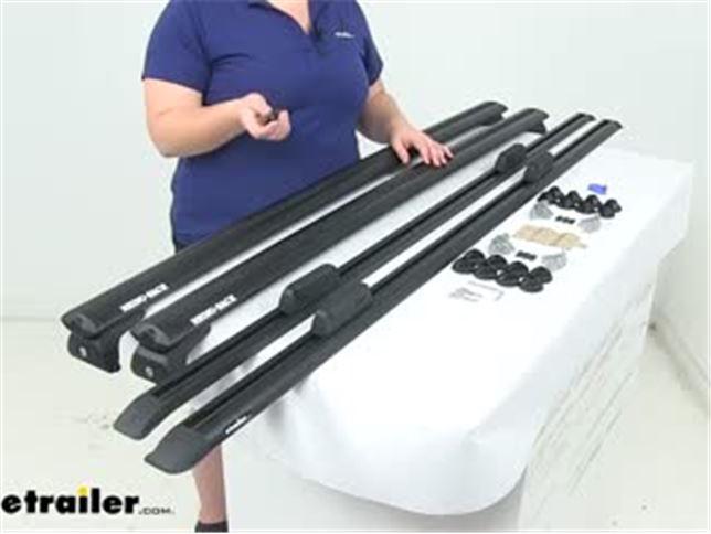review of rhino rack ladder racks truck cap ladder rack y02 480b