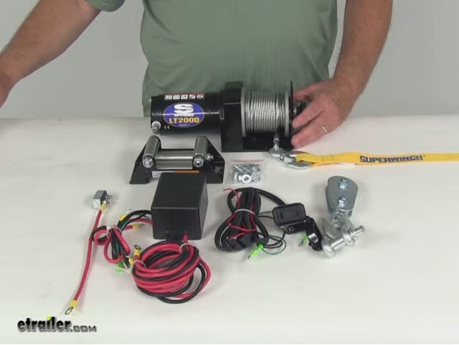 Atv Winch Wiring Instructions