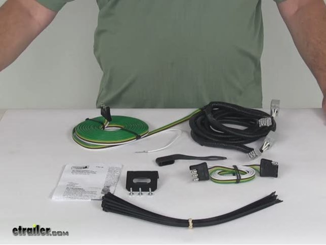 Wiring Kit For Towed Vehicles Trailermate Tow Bar Wiring Tm780071
