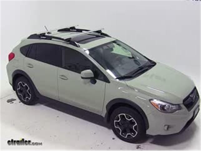 2018 Subaru Roof Rack