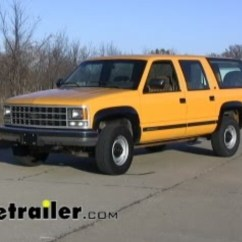 1993 Chevy Fuse Symbol Wiring Diagram Trailer Brake Controller Installation Chevrolet Suburban Video Etrailer Com