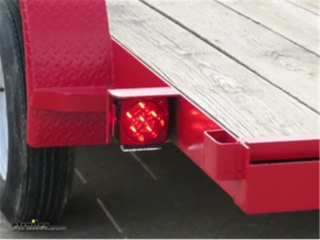 blazer 7 function trailer tail light installation