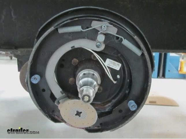 Trailer Brake Wiring Troubleshooting