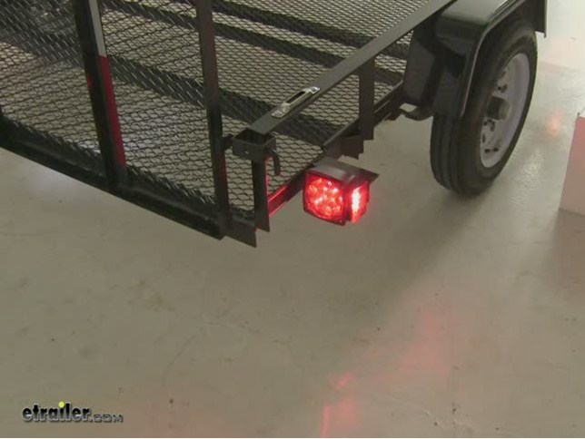 Utility Trailer Brake Light Kit On Utility Trailer Tail Light Wiring