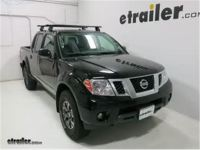 2003 Nissan Frontier Roof Rack - 12.300 About Roof