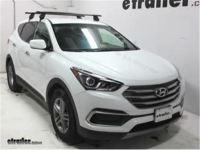 Hyundai Santa Fe Custom DK Fit Kit for Rhino-Rack 2500 ...