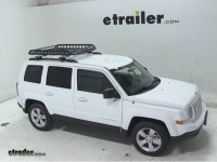 Jeep Roof Basket & Jeep Liberty Roof Rack