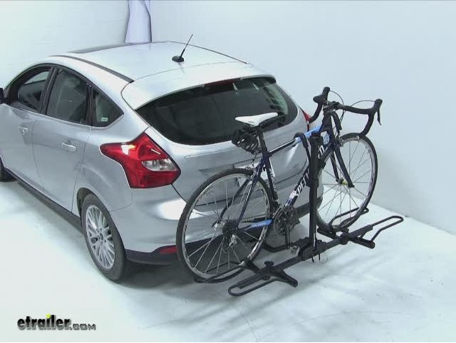 sportrack ez hitch bike rack review 2012 ford focus