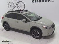 Subaru Bike Carrier Roof Mounted