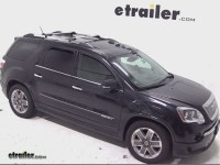 Thule AeroBlade Edge Roof Rack for Factory Side Rails ...