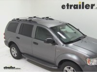 Thule Roof Rack for 2006 Dodge Durango | etrailer.com